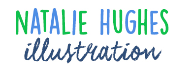 Natalie Hughes Illustration | Client and Exhibition list