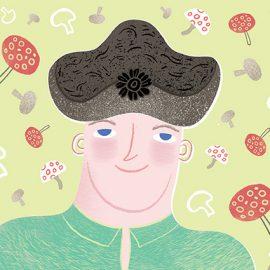 Mushroom Cap – editorial